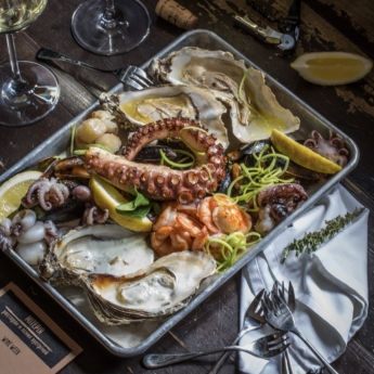 Big seafood set