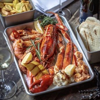 Big crab&lobster set